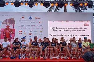 Gần 2.200 vận động viên từ 50 quốc gia tham dự Ironman 70.3 Việt Nam