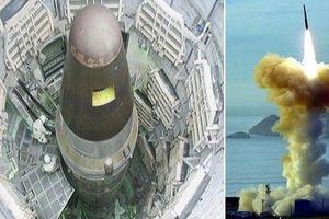 Ngày chiến thắng, Mỹ phóng tên lửa 50 tuổi để dọa Nga