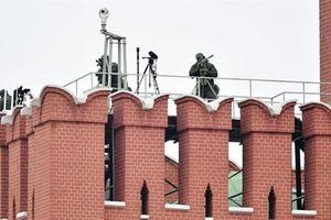 Bắn tỉa Nga sẵn sàng nhả đạn bảo vệ duyệt binh