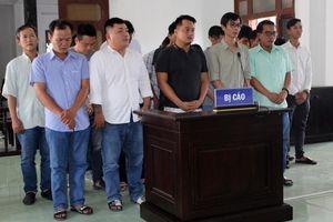 Phạt tù 20 bị cáo vì tội đánh bạc và tổ chức đánh bạc qua mạng