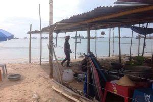 Chủ resort ngang nhiên chặn bãi Sau biển Mũi Né