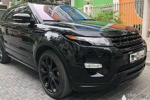 Range Rover Evoque Black Edition chỉ 1,3 tỷ ở Hà Nội