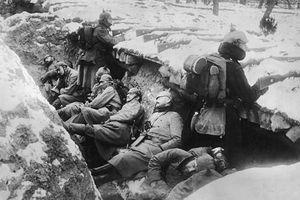 Rùng mình 'thế giới người chết' tại chiến hào Thế chiến 1
