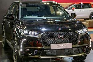 Xe Pháp - DS7 Crossback 'chốt giá' 1,1 tỷ đồng tại Malaysia