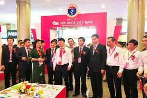 Triển lãm giới thiệu những thành tựu mới của Ngành Y - Dược Việt Nam và thế giới