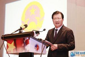 Doanh nghiệp Việt Nam - Hoa Kỳ luận bàn thúc đẩy thương mại và đầu tư