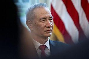 Đàm phán thương mại với Mỹ, ông Lưu Hạc mất chức danh 'Đặc phái viên'