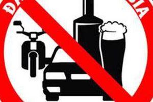 Đi bộ kêu gọi hành động 'Đã uống rượu, bia - Không lái xe'