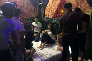 Thừa Thiên – Huế: Phát hiện nhóm thanh niên 'phê' ma túy trong nhà nghỉ