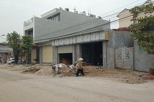 Hà Nội sẽ đình chỉ điều hành chủ tịch xã, phường 'buông' vi phạm xây dựng