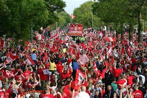 Liverpool lên kế hoạch diễu hành ăn mừng chức vô địch Champions League và Premier League
