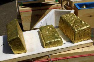 Sudan tịch thu 241 kg vàng từ máy bay