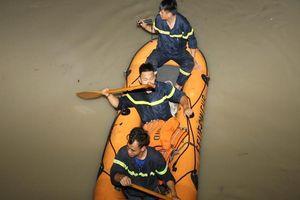 Tìm thấy thi thể nam sinh thứ 2 bị cuốn trôi do mưa lớn ở Đồng Nai