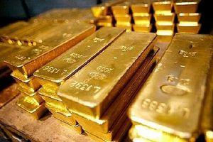 Giá vàng thế giới tăng nhẹ, vàng trong nước đi ngang phiên cuối tuần