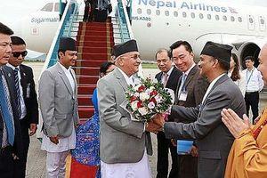Thủ tướng Nepal đầu tiên thăm chính thức Việt Nam