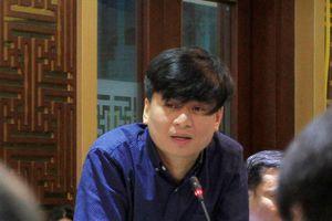 Ca sĩ Tấn Minh ủng hộ tự chủ nhưng Nhà hát Thăng Long 'không có gì trong tay'