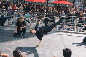 Các nhóm nhảy và ẩm thực Hàn Quốc sẽ khuấy động phố đi bộ cuối tuần này