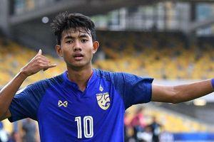 Tuyển Thái Lan triệu tập 'thần đồng' 16 tuổi đấu với Việt Nam
