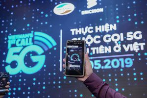 Việt Nam thử nghiệm cuộc gọi 5G đầu tiên