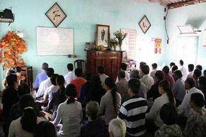 14 giáo viên, lãnh đạo ở Cà Mau đóng tiền ngồi thiền để chữa bệnh