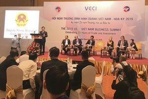 Hoa Kỳ là một đối tác quan trọng trên hành trình phát triển kinh tế Việt Nam