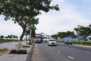 Đà Nẵng:4.298m2 xây quảng trường kết hợp đậu xe cuối đường Nguyễn Sinh Sắc