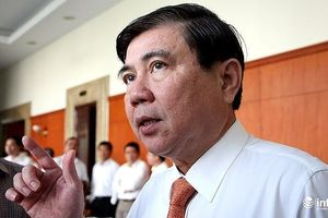 Chủ tịch TP.HCM: Dự án đình trệ, các vị không thấy xót xa?