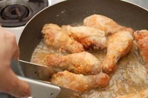 5 thói quen nguy hiểm khi nấu ăn nhiều người mắc phải mà không hay