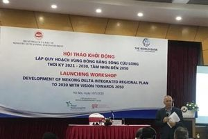 Khởi động lập quy hoạch vùng Đồng bằng sông Cửu Long