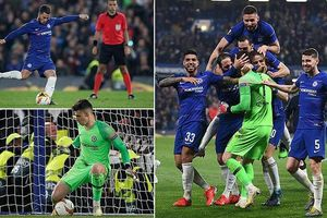 Lần đầu tiên chung kết Champions League và Europa League toàn 1 nền bóng đá