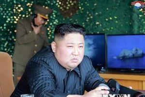 KCNA: Chủ tịch Kim Jong Un giám sát diễn tập 'tấn công tầm xa'