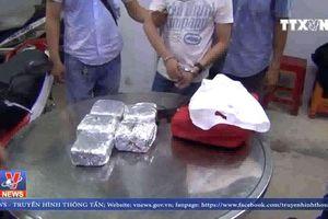 Phá đường dây buôn ma túy từ Campuchia về Việt Nam