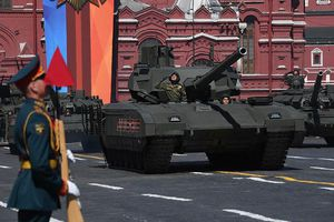 Nga trưng dàn vũ khí lợi hại nào trong Lễ diễu binh mừng Ngày Chiến thắng