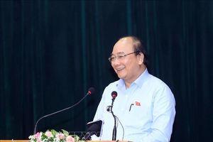 Thủ tướng: Kiến nghị, nguyện vọng của cử tri là chính đáng, thẳng thắn, đầy trách nhiệm