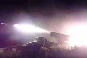 Quân đội Syria tăng cường sử dụng pháo phản lực nghiền nát kẻ thù