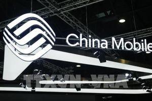 Trung Quốc chỉ trích Mỹ về 'sự đàn áp vô lý' đối với China Mobile