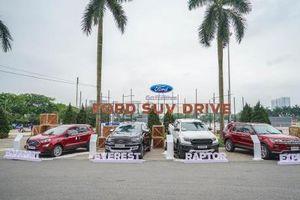Ngày mai, Ford Việt Nam tổ chức ngày hội lái thử xe - Ford SUV Drive