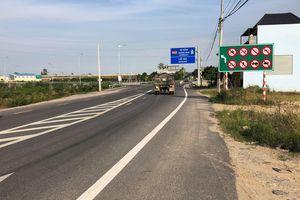 Quảng Nam: 40 tỷ đồng sửa chữa hoàn trả tuyến Đường tỉnh 609 (cũ)