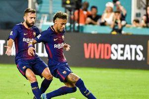 Neymar và những lần chửi rủa, đánh nhau với đồng đội