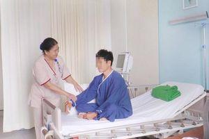 Bệnh viện hoạt động theo mô hình hợp tác công tư phẫu thuật tim thành công
