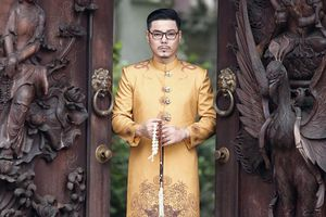 Diễn viên phim Người phán xử ra mắt album nhạc Phật
