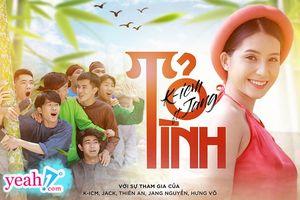 K-ICM và Jang Nguyễn bắt tay nhau trong MV mới 'đốn tim' cộng đồng mạng