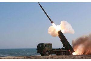 Mỹ xác nhận Triều Tiên phóng tên lửa đạn đạo