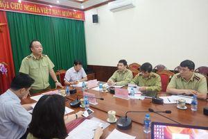 Xem xét nhân sự bổ nhiệm chức danh Cục trưởng Cục QLTT Lạng Sơn