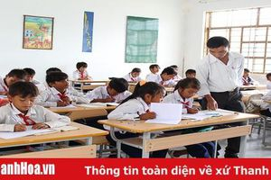 Kế hoạch phát triển sự nghiệp giáo dục tỉnh Thanh Hóa năm học 2019-2020