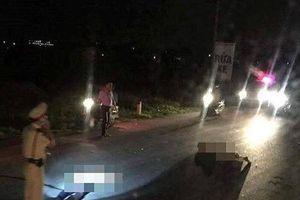 Tin mới vụ xe công an xã tông trọng thương CSGT ở Nghệ An