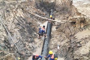 Kho vận Xăng dầu K132 thay thế, nâng cấp an toàn tuyến ống HD-H101