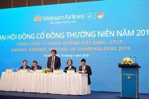 Vietnam Airlines đặt mục tiêu doanh thu hợp nhất hơn 111.000 tỷ trong năm 2019