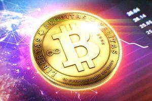 Bitcoin đã vượt 6.300 USD chỉ trong tích tắc