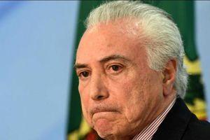 Cựu Tổng thống Brazil Temer bị bắt giữ